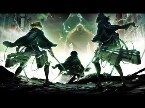 Shingeki no Kyojin 2 OST - 進撃gt20130218巨人
