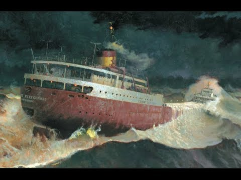 Great Lake Ship Wrecks and Disasters - Classic Documentary F