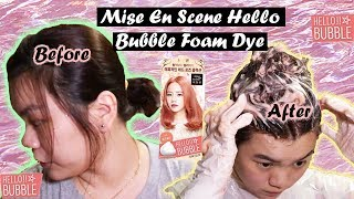 Mise En Scene Hello Bubble Foa…