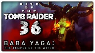 RISE OF THE TOMB RAIDER Part 36: Die Hexe Baba Yaga - Finale des DLC!