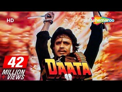 Daata {HD}- Mithun Chakraborty, Shammi Kapoor, Padmini Kolhapure - Hindi Movie-(With Eng Subtitles)