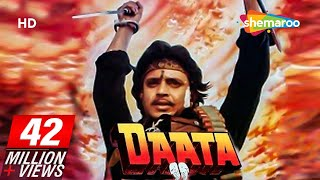 Daata {hd}- mithun chakraborty, shammi kapoor, padmini kolhapure - hindi movie-(with eng subtitles)