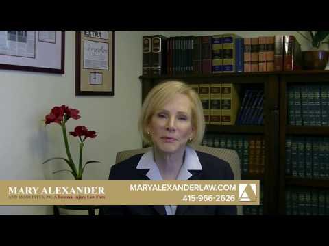 Auto Accident - Mary Alexander & Associates
