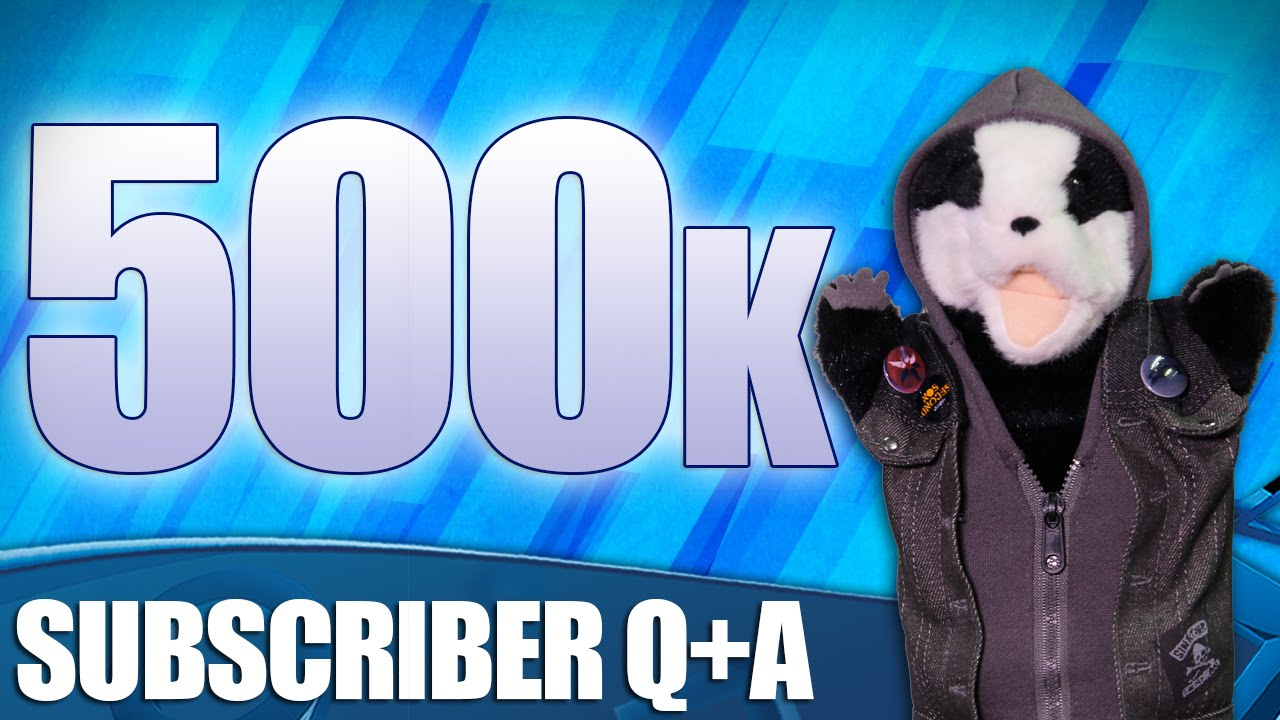 500k Subscriber Special Playstation Access Q A Youtube