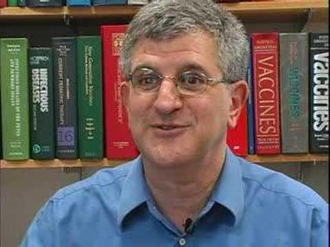 Paul Offit, author of Autism's False Prophets