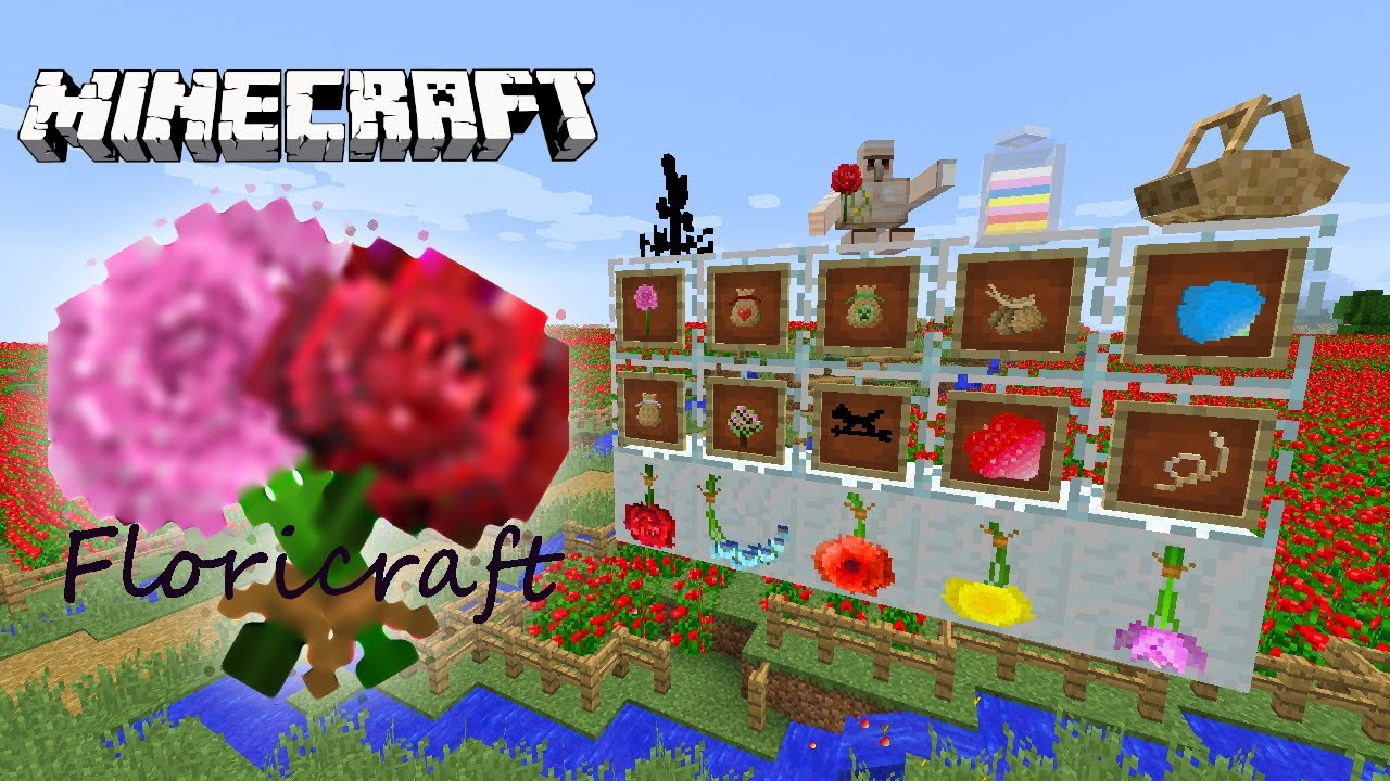 Floricraft Mods Minecraft Curseforge