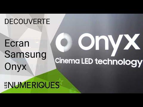 Visite De La Première Salle De Cinéma à écran Led Samsung Onyx De France