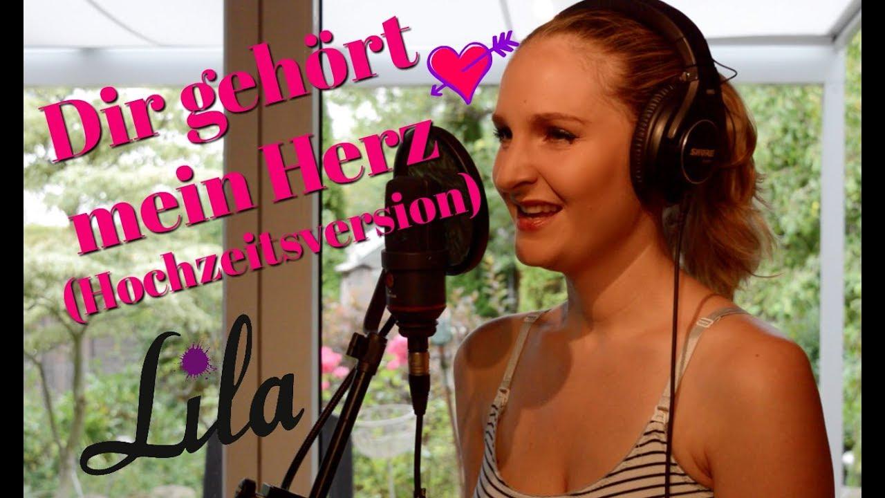 Dir Gehört Mein Herz Hochzeit Karaoke