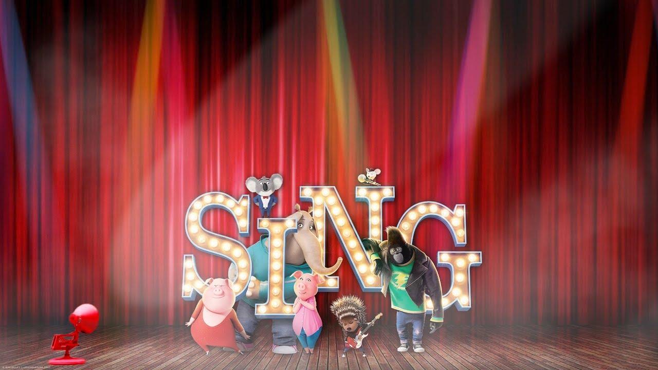 Sing Pixar