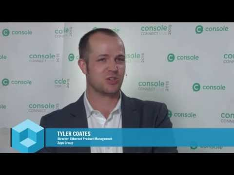 Tyler Coates, Zayo Group - Console Connect Live 2015 - #CCL2015 - #theCUBE