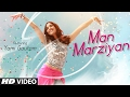 Download Man Marziyan Song Yami Gautam | Neeti Mohan | Rochak Kohli | T-Series MP3 song and Music Video