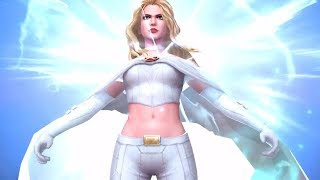 Marvel: Future Fight - Emma Frost cost Crystals!