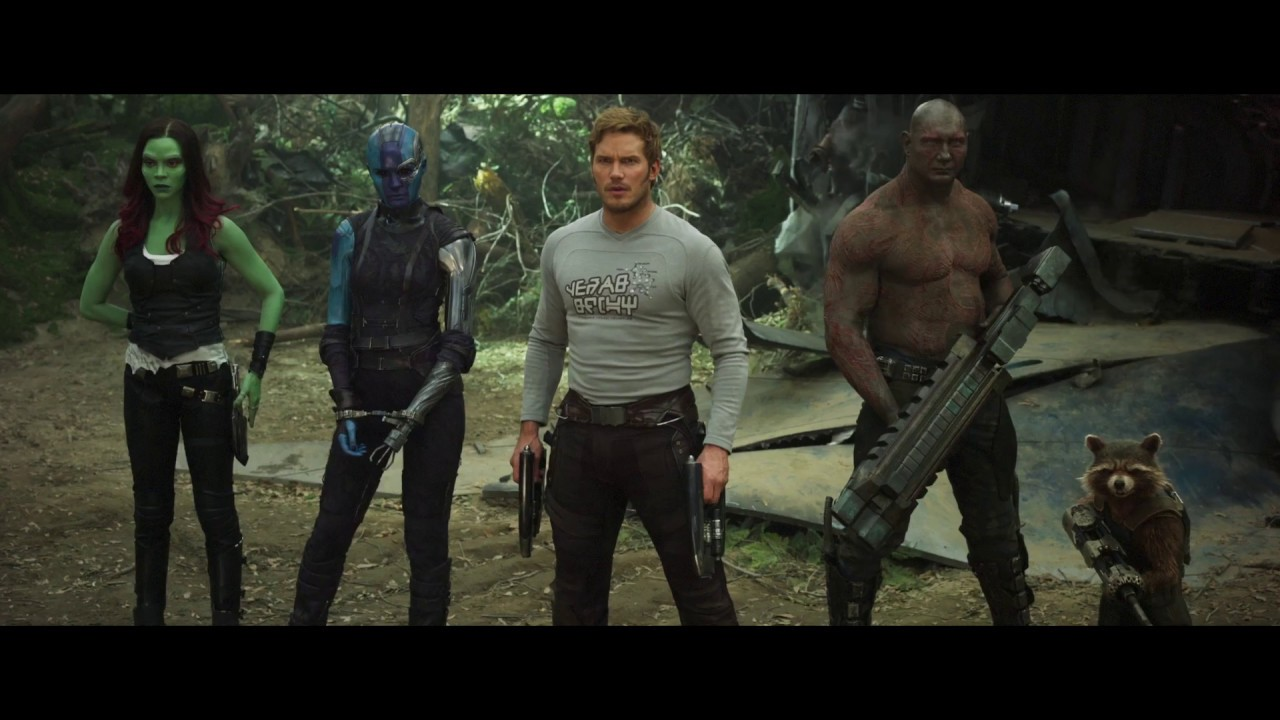 Guardians of the Galaxy Vol. 2 - The Hits Keep Coming Spot