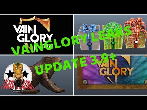 VAINGLORY LEAKS UPDATE 3.9+ | NEW GWEN SKIN | FlameEater