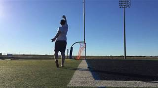 Football Kicking Baseline Accuracy Drill (Red Drill)