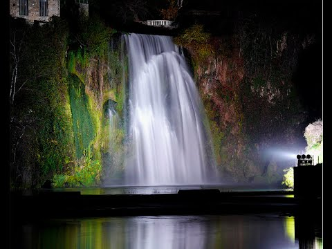 The Sound of Falls in Argentina: Music of Nature for relaxation, yoga, sleep, meditation, and study!