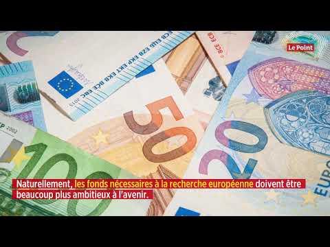 Coronavirus: « 136 équipes européennes travaillent sur un vaccin »