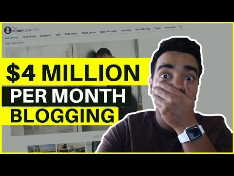 How This Blog Makes $4 Million Per Month with Affiliate Marketing