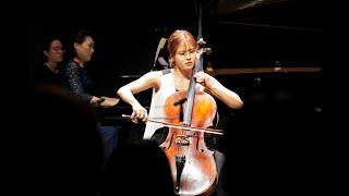 Grace of God 하나님의 은혜 | Cellist Yoon Kyung Cho 첼리스트 조윤경