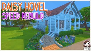 The Sims 4 || EA Rebuilds || Daisy Hovel