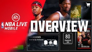 Overview & Everything You Need to Know - Nba Live Mobile 19 Preview Ep.1