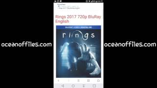 Download Rings 2017 In 720P Brrip Direct Download Link