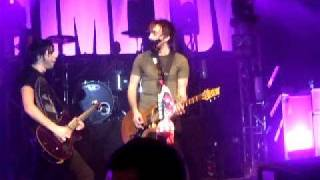All Time Low - Break Your Little Heart LIVE University of Liverpool