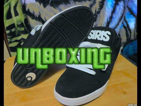 Osiris Protocol XPD Shoe UnBoxing   First Look - YouTube 9ef3885b4b4