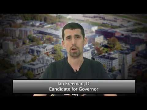 Ian Freeman's Candidate Statement from Manchester TV