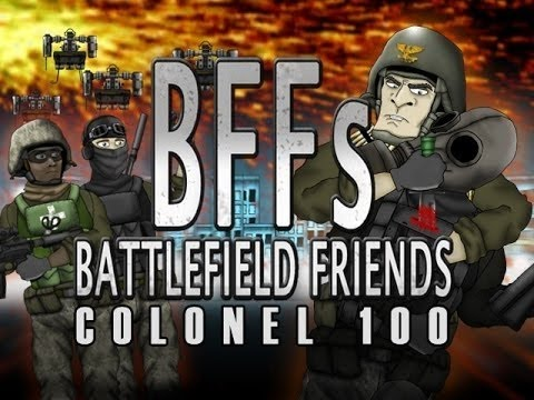 Battlefield Friends - All Colonel 100 moments (S1 - S6)