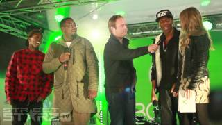 #XboxOneSquare Plan B, Rough Copy, Sway, KSI, Katy B and more | Street Starz TV