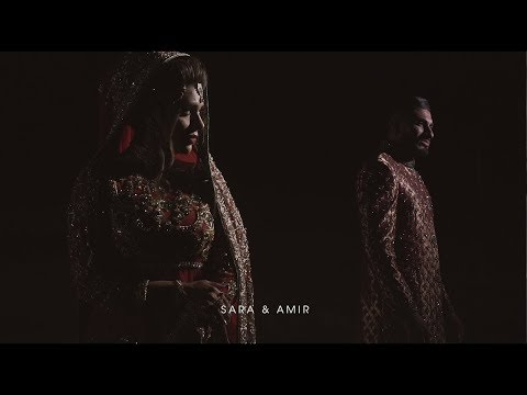 Laila & Amir, Pakistani Wedding Video, Trunkwell House, IamMediaUK