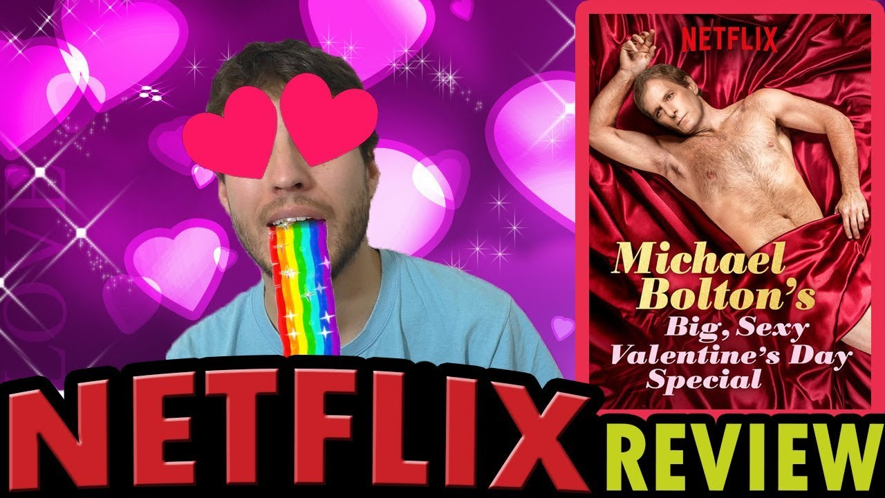 Michael Bolton S Big Sexy Valentine S Day Special Netflix Comedy