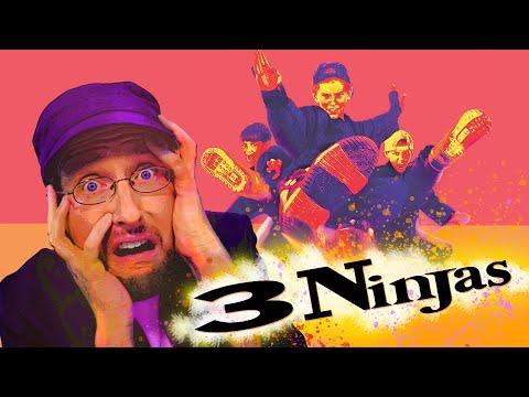 3 Ninjas - Nostalgia Critic letöltés