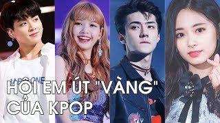 Hội em út vàng tài sắc vẹn toàn của Kpop