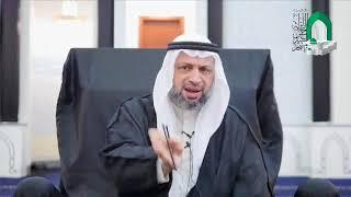 السيد مصطفى الزلزلة - شبهة الفرح بالأمور المخالفة للدين في يوم التاسع من ربيع الأول