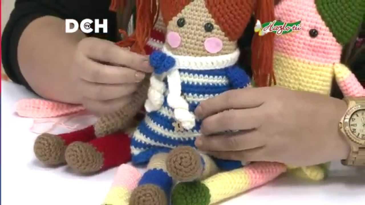 Tutorial Square doll, en Hazlo tu, Así de Fácil - YouTube