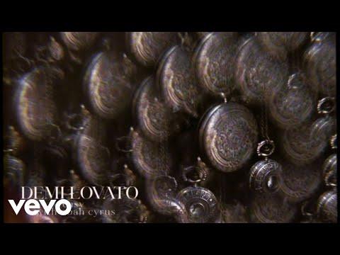 Demi Lovato, Noah Cyrus - Easy (Visualizer)