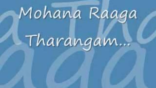Mohana Raga Tharangam