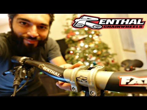 🔴 How to Instal Renthal Apex Stem | Renthal Fatbar | Renthal Apex Stem 31mm | Top Xmas Gifts MTB