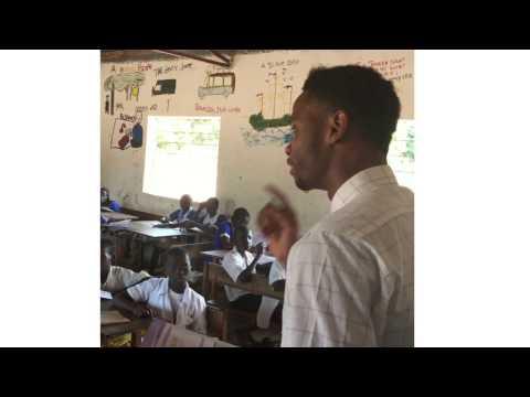 Volunteering in Gambia