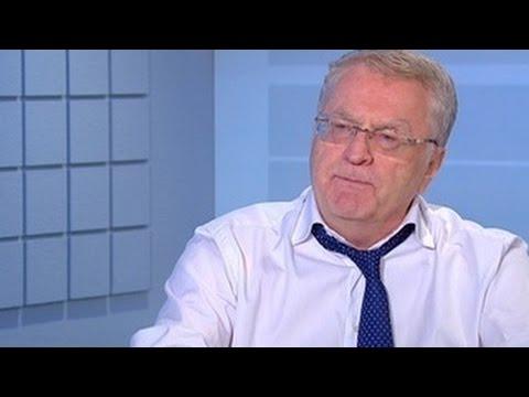 Жириновский: банкиры виноваты