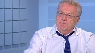 Жириновский: банкиры виноваты в том, что мы не можем сделать экономику эффективнее