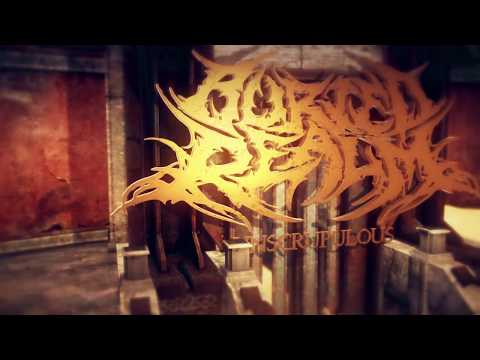 BURIED REALM - Unscrupulous (OFFICIAL LYRIC VIDEO)