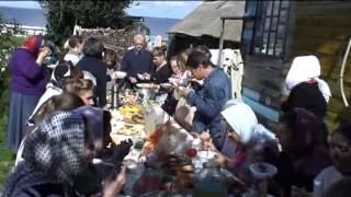 Старец Николай (Гурьянов) о.Залит (часть2 лето 2012г).