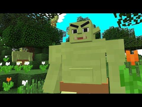 OGRE-PROOFING MY HOUSE! TTB #1 (Minecraft 1.11)