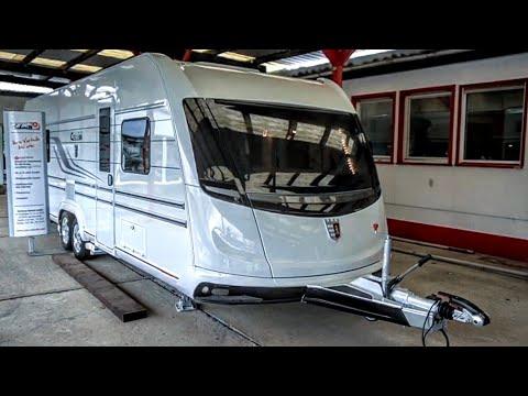 Tabbert-Wohnwagen Puccini 550E. Ein eleganter Wohnwagen für stilvolles verreisen. Vivaldi 550E