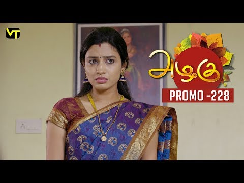 Azhagu Tamil Serial Promo 18-08-2018 Sun Tv Serial Watch Online