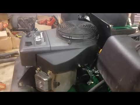 Kawasaki FH601V YouTube