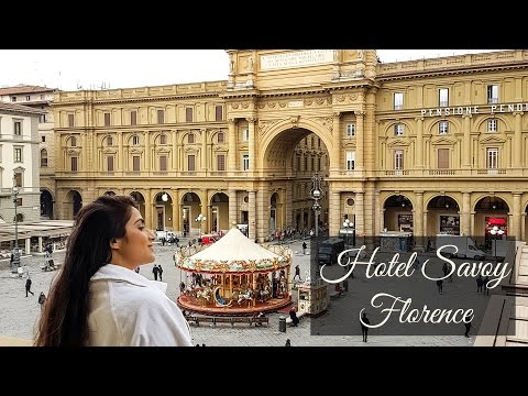 My stay at Hotel Savoy Florence | Rocco Forte Hotels | My Haute Life | Sonam Lakhani